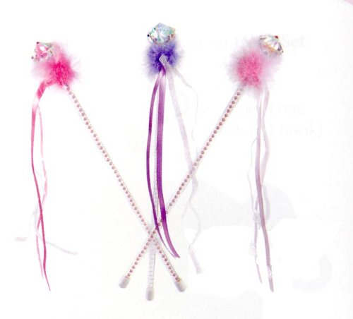 Diamond Wand 1 wand Colors Vary (pink, dark pink, and lilac)