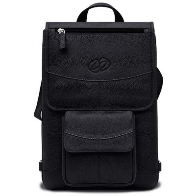 MacCase - 13\\\ Premium Leather MacBook Pro Flight Jacket - Black