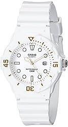 "Casio Women's LRW200H-7E2VCF ""Dive Series"" Diver-Look White Watch"