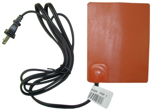 "Kat's 24250 250 Watt 4""x 5"" Universal Hot Pad Heater"