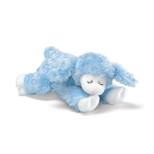 Gund Winky Lamb Baby Rattle Stuffed Animal