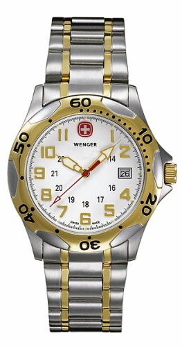 Wenger Men's Regiment Pvd Watch 79326