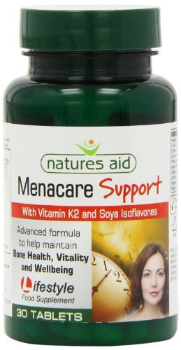 Natures Aid Menocare 30 Tablets