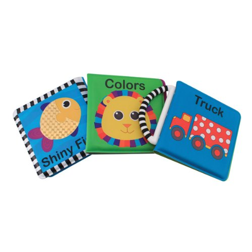 Sassy Book Set, 3 Count - 1