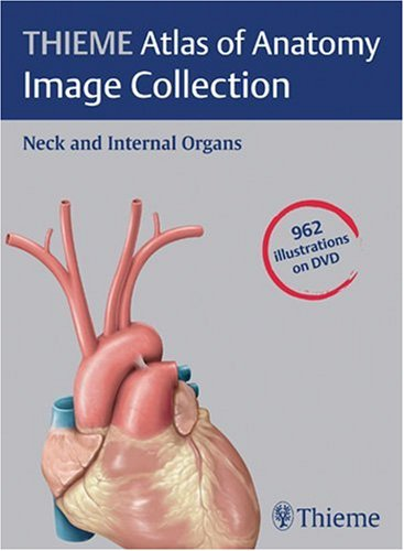 THIEME Atlas of Anatomy Image Collection--Neck and Internal Organs (Thieme Atlas of Anatomy Series)