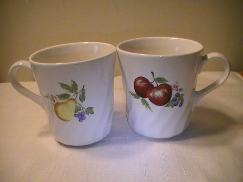 Corelle Coordinates Chutney Mugs - Set of 4 (Corelle Chutney Dishes compare prices)