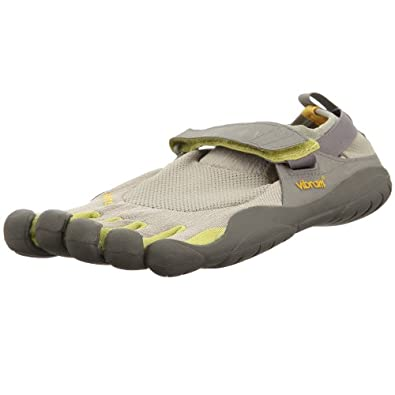 KSO Shoe - Men's Grey/Palm/Clay 40 by Vibram FiveFingers