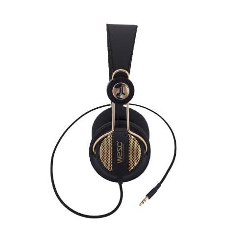 WeSC OBOE black goldの写真03。おしゃれなヘッドホンをおすすめ-HEADMAN(ヘッドマン)-