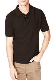 Blue Harbour Pure Cotton Polo Shirt [T28-5533B-S]