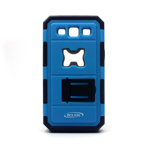 Bolkin® Bottle Opener Series Shockproof Cover Case for Samsung Galaxy S3 I9300 (Blue) (Bottle Opener Case For Galaxy S3 compare prices)