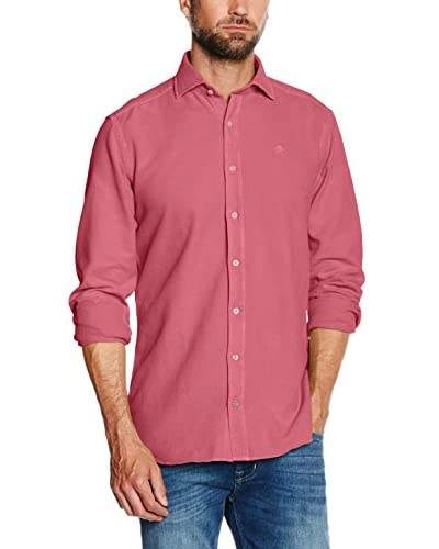 Scalpers Camisa Hombre Rosa