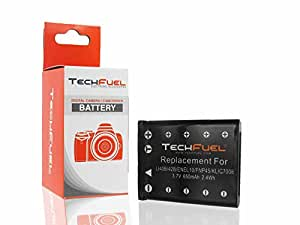 Nikon Coolpix S510 Digital Camera Replacement Battery - TechFuel Professional EN-EL10 Battery