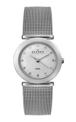 Skagen Women's 107SSSD Mesh Bracelet Watch