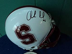Andrew Luck Signed Stanford Cardinals Mini Helmet #g76657 - JSA Certified -... by Sports+Memorabilia