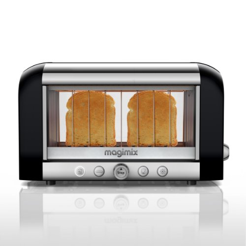 11529 Vision Toaster, 11529 Black 11529 5018399115293 By Magimix