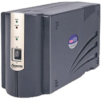 Line Interactive 2 Battery Double Power 800 VA UPS