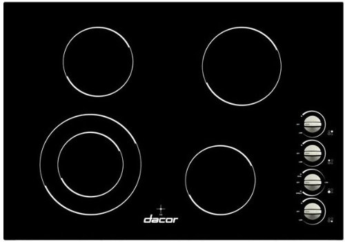 Cooktops Electric 30 Inch front-381877