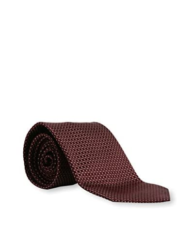 Tom Ford Men's Patterned Silk Tie, Brown