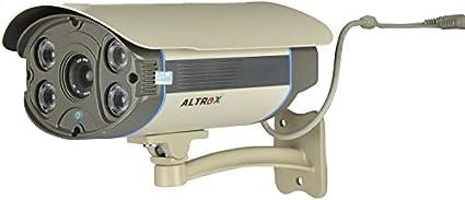 Altrox AXI-6060HD 1200TVL Bullet CCTV Camera