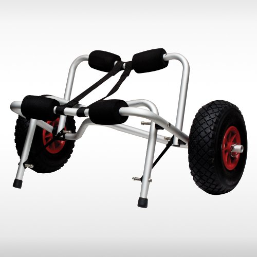 Boat Kayak Canoe Carrier Dolly Trailer Tote Trolley