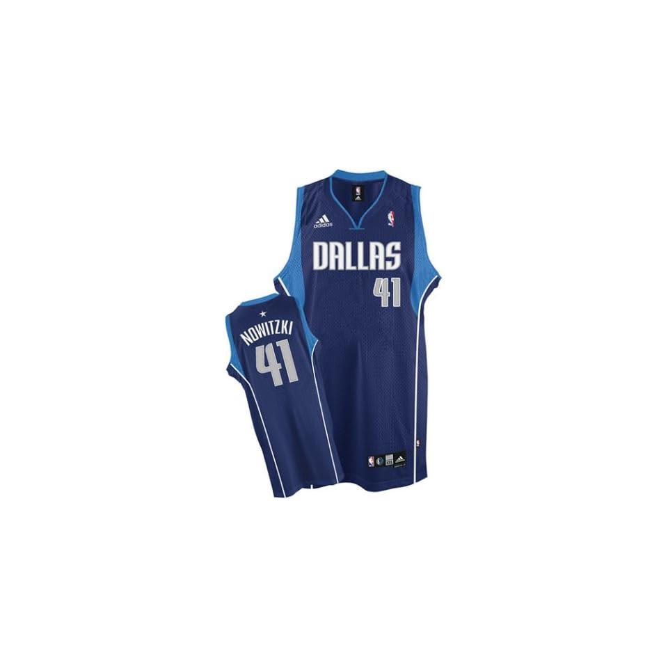 d4c828bf19ed Dirk Nowitzki Jersey Dallas Mavericks  41 Dirk Nowitzki Swingman Road Jersey