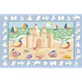 Sand Castle Fun Rug