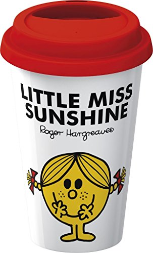 Little Miss Sunshine Travel Mug Thermoses part of the Mr Men Range by Creative Tops