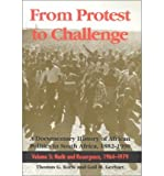 img - for From Protest to Challenge: Volume 5: Nadir and Resurgence, 1964-1979 (A Documentary HIstory of African POlitics in S. Af... book / textbook / text book