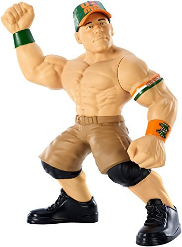 WWE 3 Count Crushers John Cena Figure by Mattel