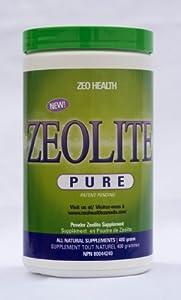 Zeo Health, ZeoLite Pure, 400 gr