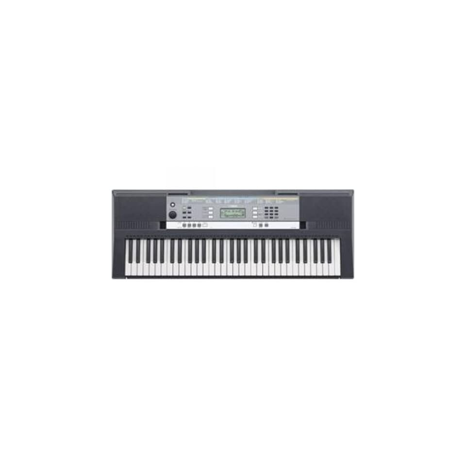 YAMAHA 61 key portable keyboard that features 385 natural sound voices / YPT240AD / Computers & Accessories