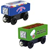 Fisher-Price Thomas the Train Wooden Railway Troublesome Trucks and Sweets