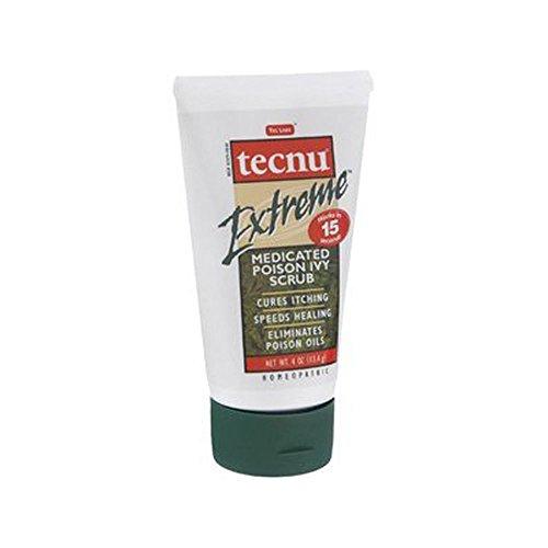 Image of TECNU Extreme Medicated Poison Ivy Scrub, 4 oz.