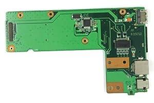 ASUS 60-NXMDC1000-C02 refacción para notebook - Componente para ordenador portátil (ASUS, A52, K52, Verde)