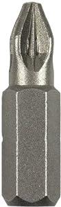 Bosch 2609255922 Set de 2 embouts de vissage courts qualité standard PZ1