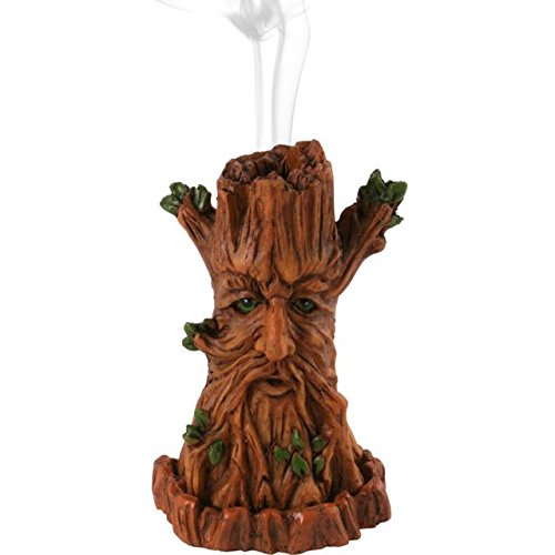 Jones Home and Gift Tree Man Incense Burner, Multi-Colour by Jones Home and Gift