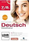 Lernvitamin - Deutsch Diktattrainer 7./8. Klasse