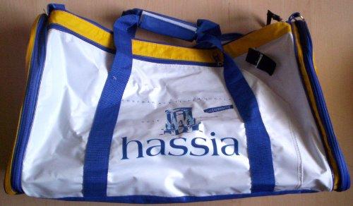 Hassia Reisetasche – Neu
