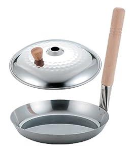 ヨシカワ ステンレス親子鍋 (鍋蓋付) セット 1214725