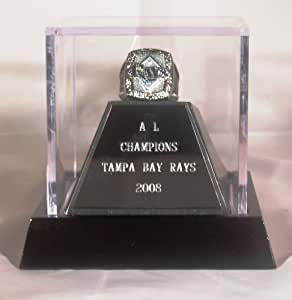Sports Ring Display Silver
