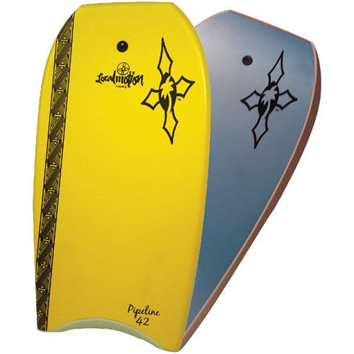 Local Motion Pipeline Bodyboard (Assorted Colors) by Local Motion