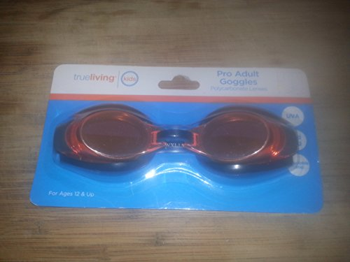 Pro Adult Goggles Orange Lens - 1
