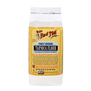 Amazon.com : Bob's Red Mill Tapioca Flour, 20-Ounce (Pack