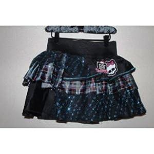 Monster High Frankie Stein Plaid Skirt