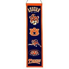 Buy NCAA Auburn Tigers Heritage Banner by Winning Streak