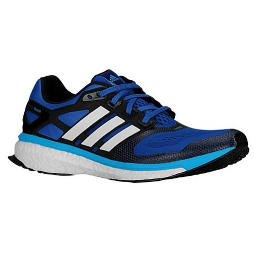 Adidas Men'S Energy Boost 2 Running Shoe (8.5, Blue Beauty)