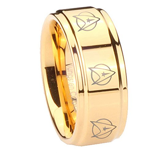 ring setcheck price star - Star Trek Wedding Ring