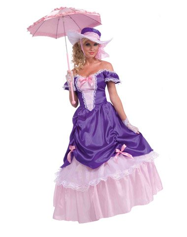 Forum Novelties Womens Blossom Southern Belle Adult Costume
