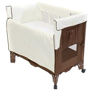 Arm 39 s reach co sleeper mini bassinet for Arm s reach co sleeper