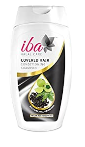 Iba Halal Care Covered Hair Conditioning Shampoo, 180ml